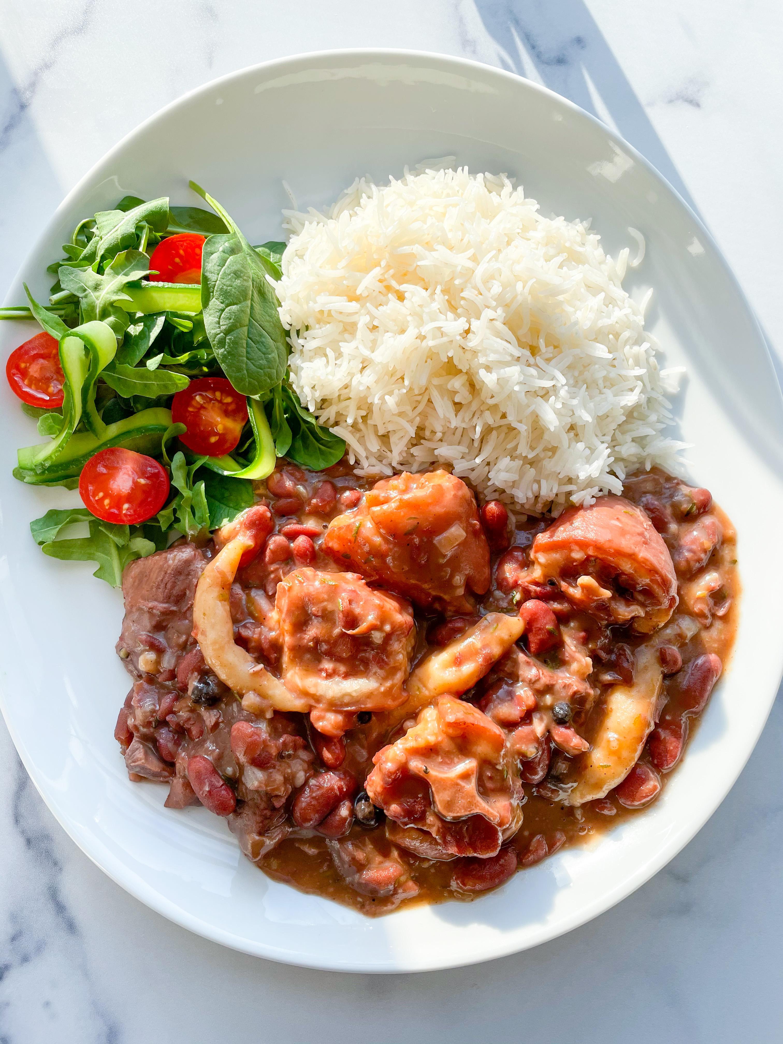 Jamaican Stew Peas