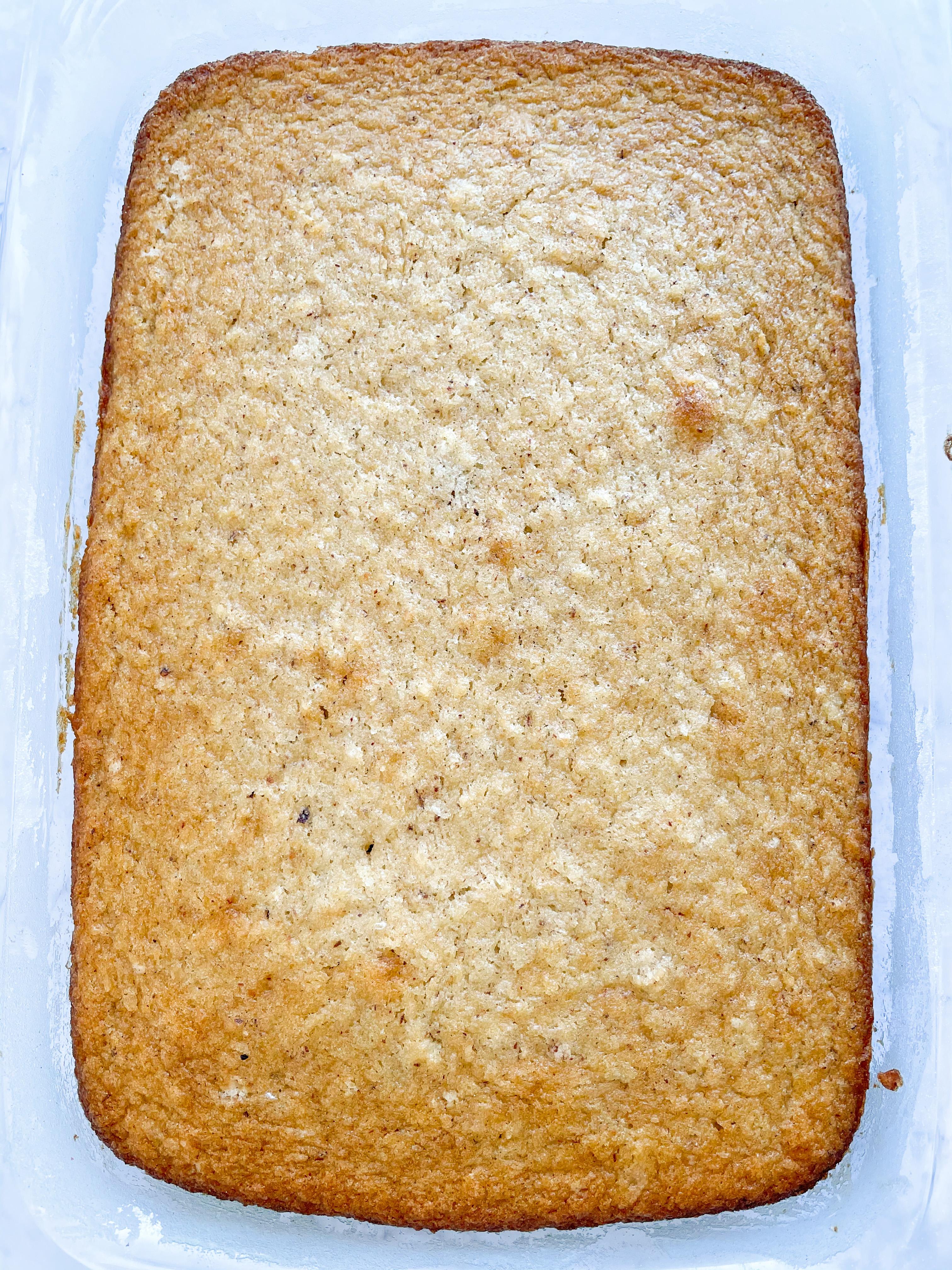 Jamaican Toto Cake 2
