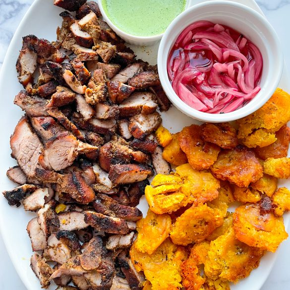 Jerk Pork 1